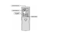 MITSUBISHI AIR CON REMOTE CONTROL MSZ-A12YV-A1 MSZ-A09YV-A1,