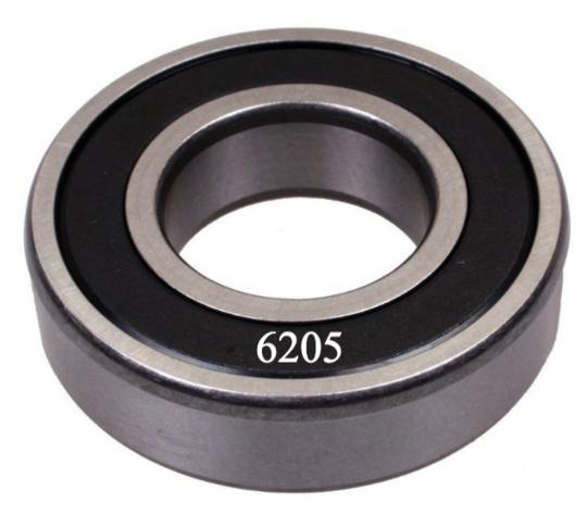 Bearing 6205-2rs FAG BRAND ,