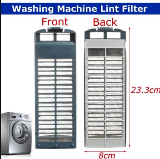 Samsung Washing Machine Magic Filter silver nano SW65V9W, SW70SP, SW60SP, 00252J,
