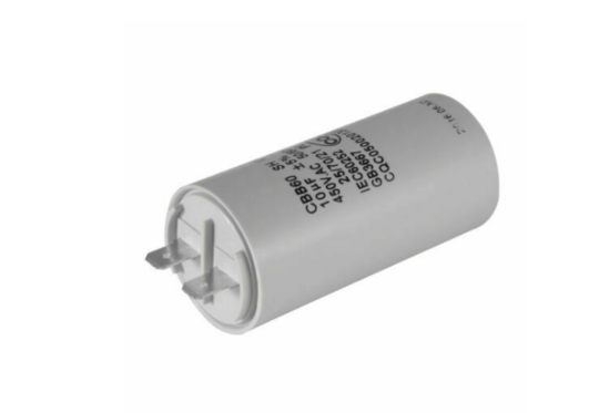 Universal dryer and washing machine and dish washer capacitor 10uf, 450v,