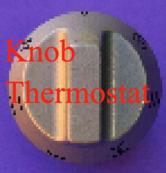 Classique oven Thermostat oven tempurture knob CL60FCEX, CL60fgax,
