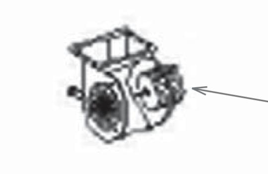 Fisher Paykel and Elba Rangehood Motor Assy HC90PCIX1,