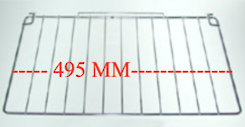 Fisher Paykel Elba Wire Rack ra6102, Or61s Series , OR61S4CAWW1, version 2, 495mm wide,