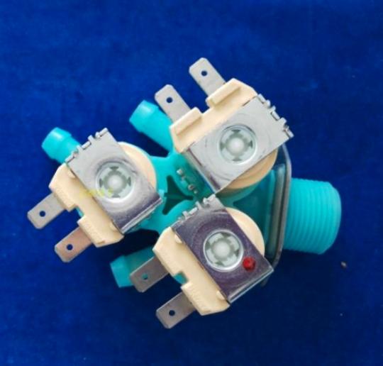 Samsung Washing Machine inlet valve WF16J9000KW WF16J9800KV WW11K8412OW WW85K6410QX, 233D