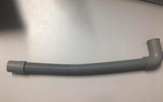 Omega DISHWASHER inner drain hose HOSE ODW507TXB, ODW707XB, ODW702XB, ODW507TWB, ODW717wb, ODW717XB,