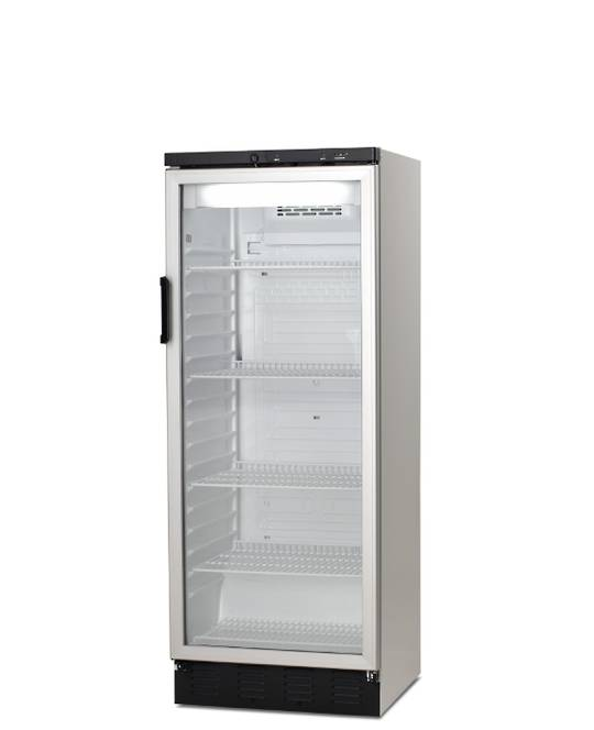 VESTFROST FKG 311 GLASS DOOR FRIDGE