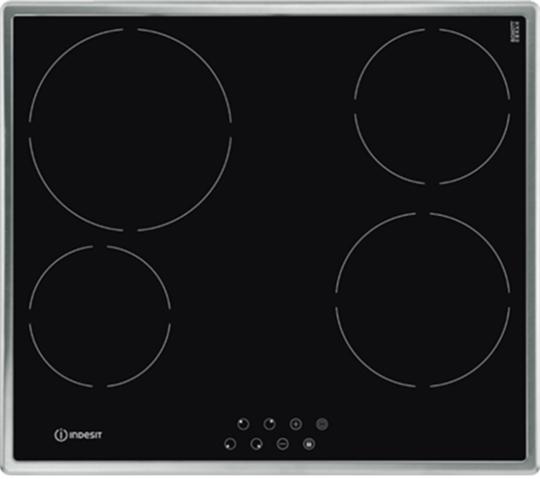 Indesit VRB 640 X 60cm Touch Control Ceramic Hob