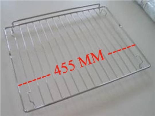 Smeg Oven Wire Rack Oven shelf SUK61, SUK92, SA109-8, SA109M-8, SA112-8, SA304X-8, SA304X1-8, SA306X-8, SA308X-8, SA561X-9, SA56