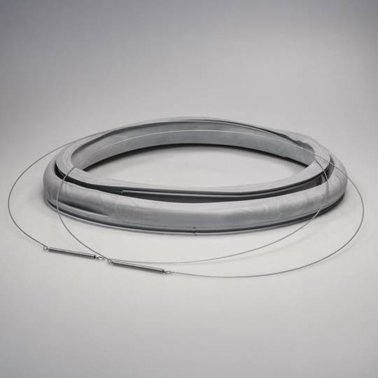 Bosch washing machine Door Seal boot gasket WBB24750AU,