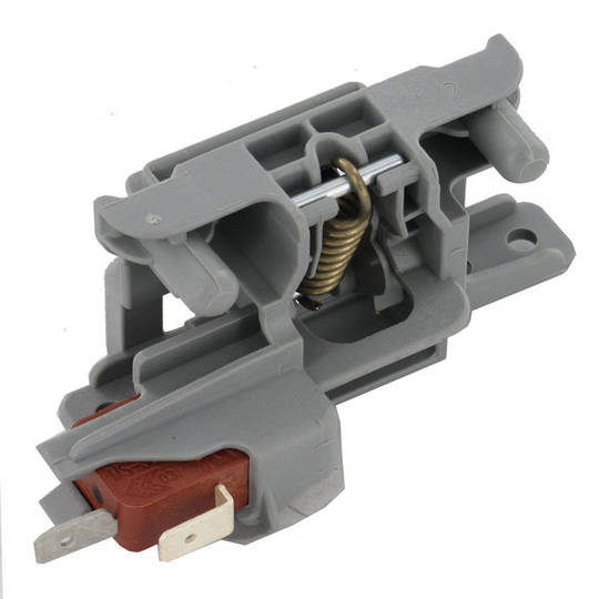 Indesit, Ariston Dishwasher door catch lock switch assy, 5887