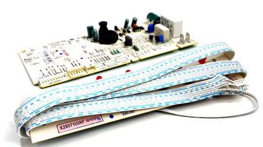 Fisher Paykel Elba dishwasher control Board PCB DW60cDw1, DW60cDx1, including display board