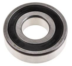 Haier WASHING MACHINE rear bearing 6306 HWM70-1203D, HWM1201, TWLWF70, HWM&%-1279, HWx8040dw1,
