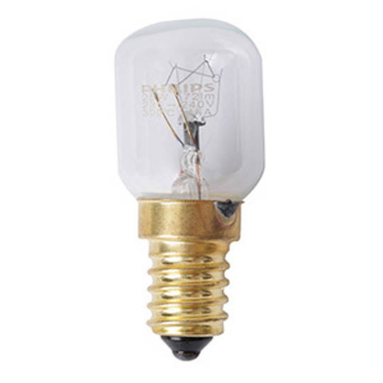 Oven light Bulb Made in Germany, 25w 300c, fits all brands and model number .