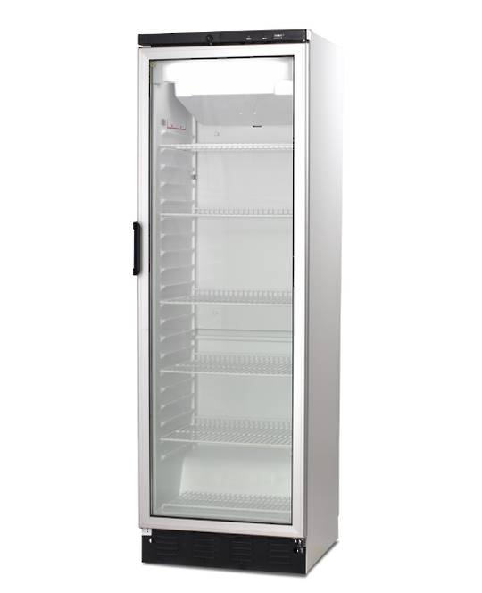 Vestfrost Upright Freezer Glass Door NFG 309, NFG309,