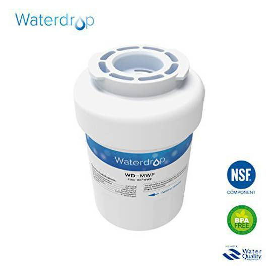 Ge Fridge Freezer Water Filter PSG29SHSACBS,