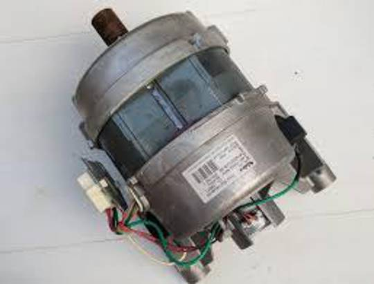 Indesit Ariston Washing machine front loader motor wu126u50100,