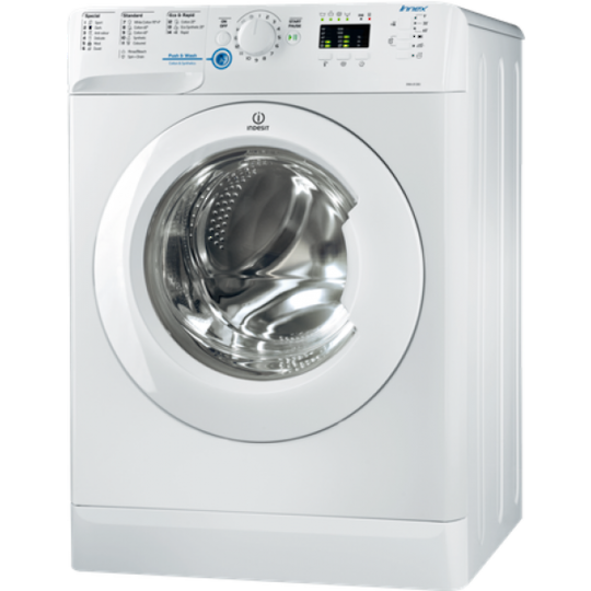 Indesit 8kg Front loader Washing Machine XWA 81283X W AUS