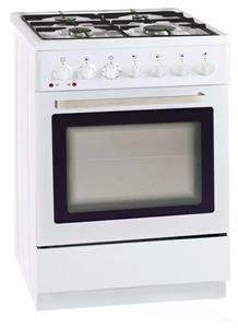 CLASSIQUE-60CM-WHITE-FREESTANDING-OVEN-WITH-GAS-COOKTOP-(CLFSG60W)