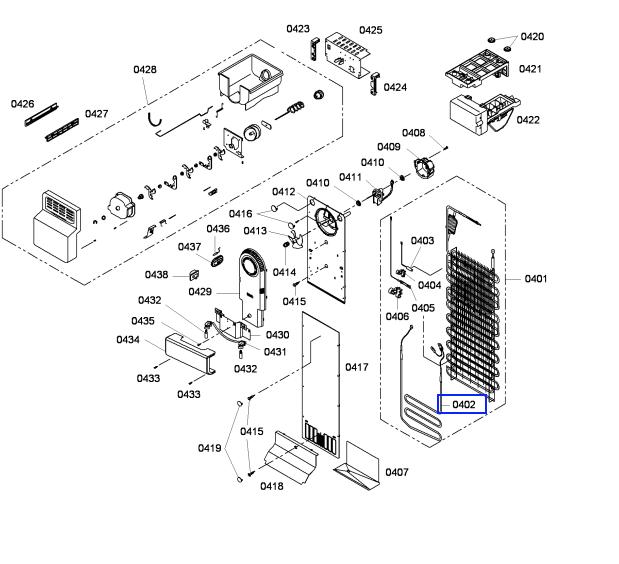 bosch fridge diagram illustration of wiring diagram