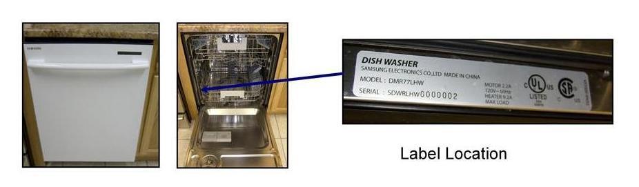 Samsung Washing Machine And Dishwasher Drain Pump Casing